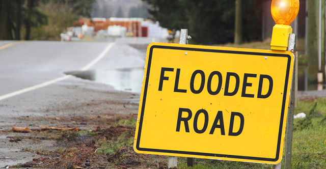 Awareness Campaign Details Dangers On Flooded City Roads