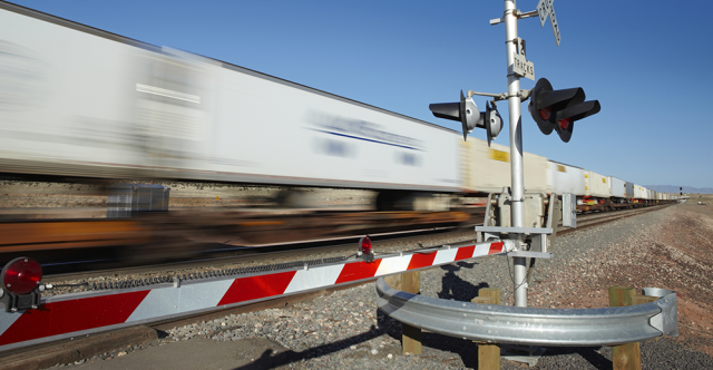 Train, Car Accidents Remain Safety Issue